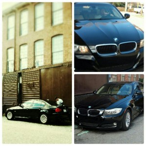 Excel Mobile Detailing and Pressure Washing Winston Salem NC bmw
